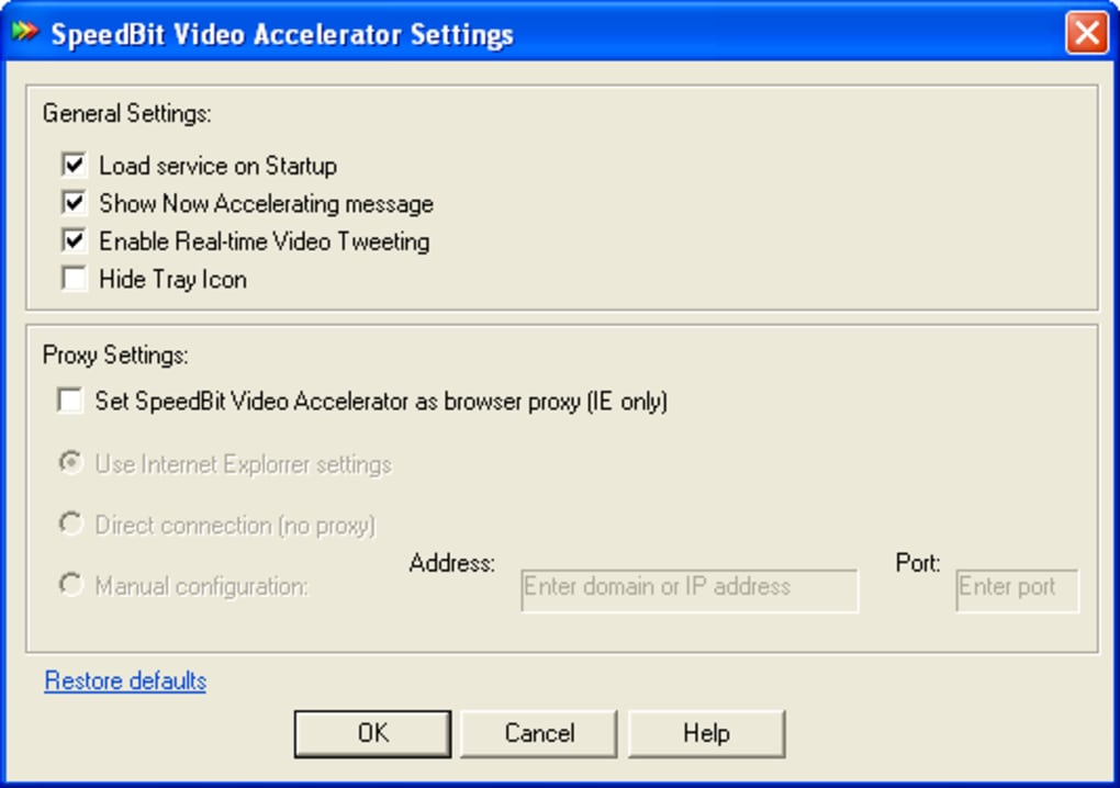 gratuitement speedbit video download
