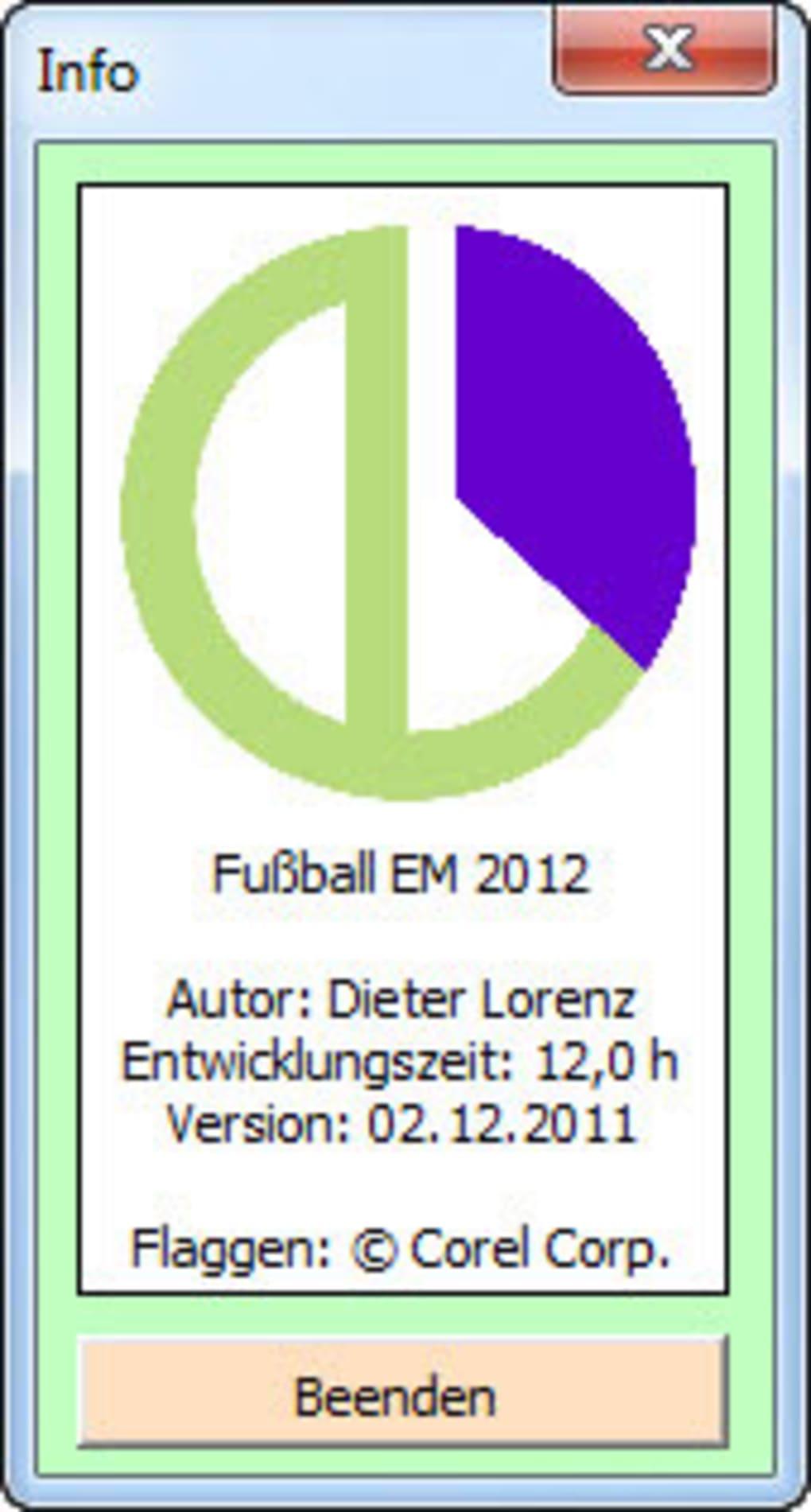 tabelle europameisterschaft fußball