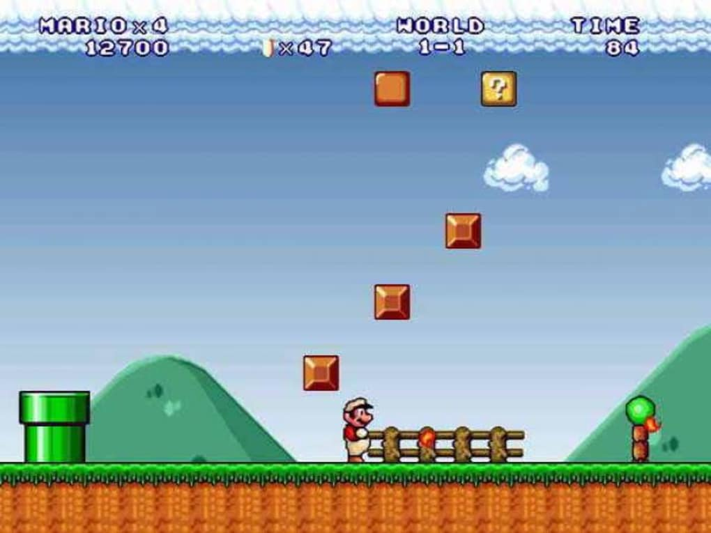 download game super mario bros gratis untuk laptop