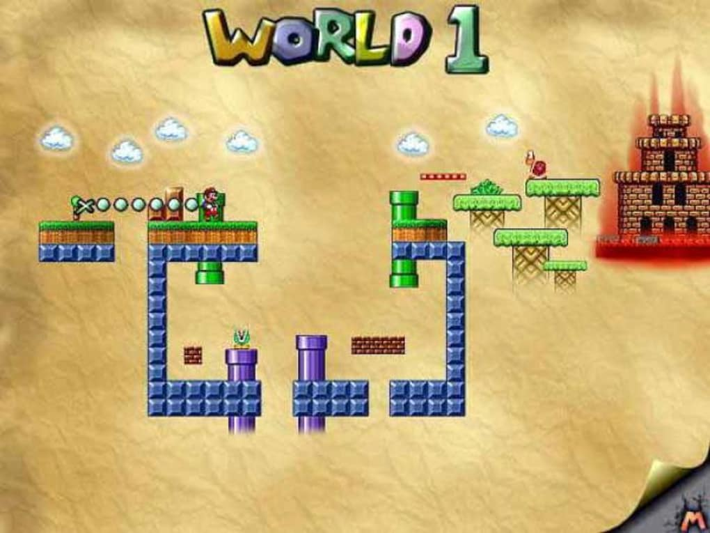 super mario bros 3 download free full version