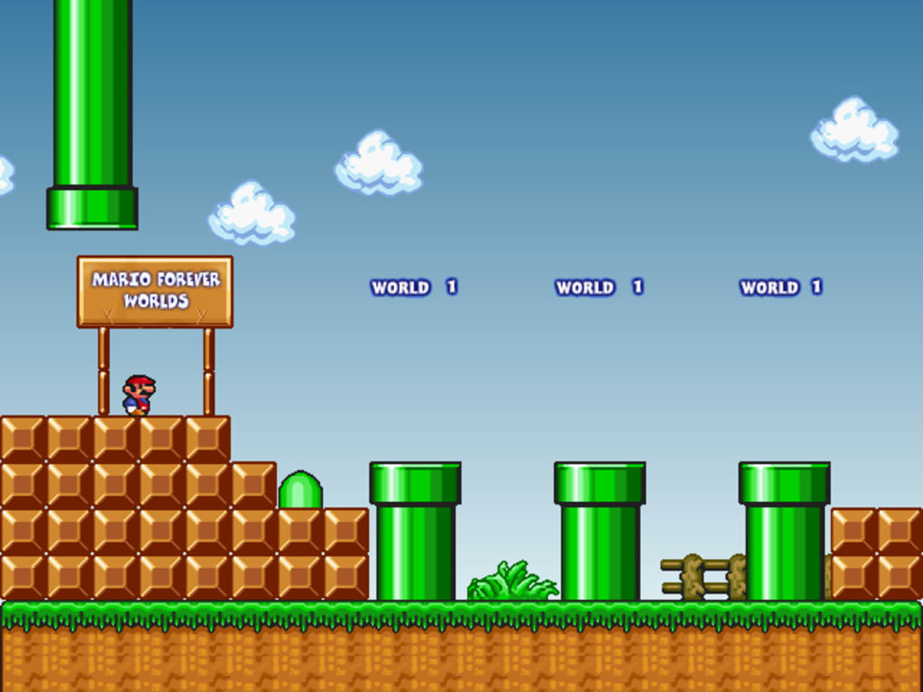 Super Mario Bros 3: Mario Forever - Download