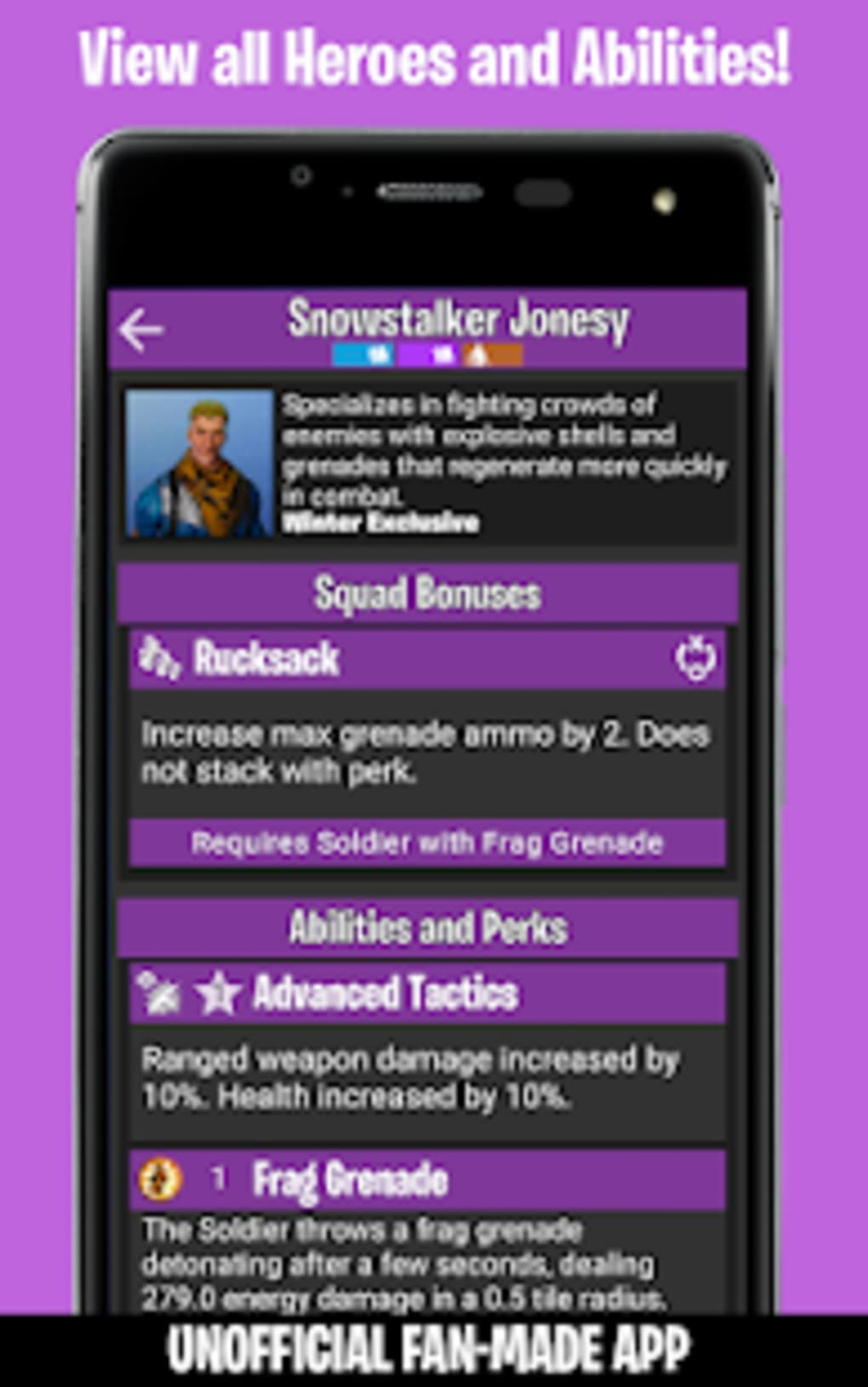 Companion for Fortnite Stats Map Shop Weapons for Android - Download
