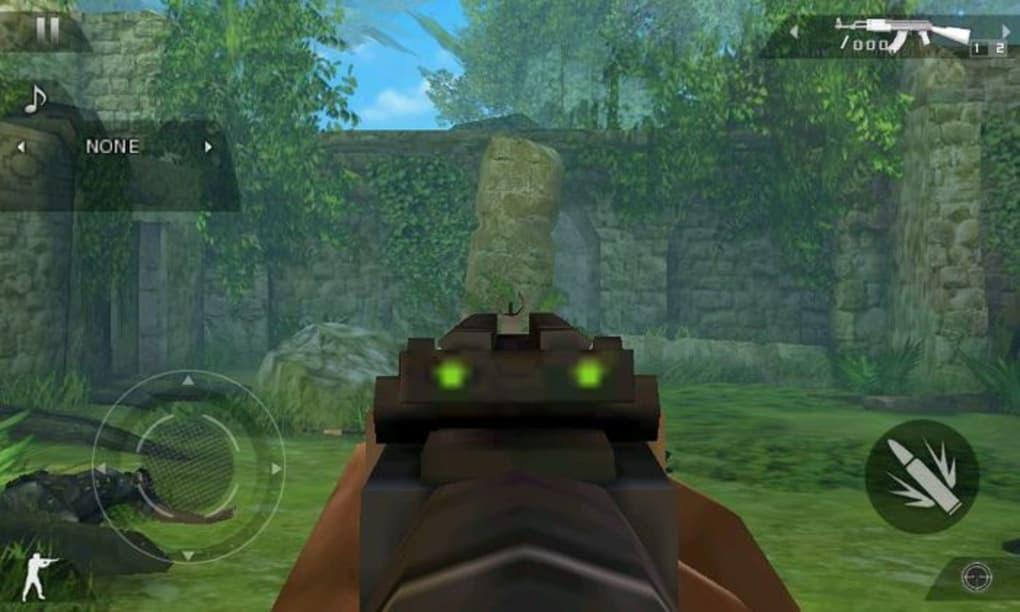 Modern Combat 2: Black Pegasus for iPhone - Download