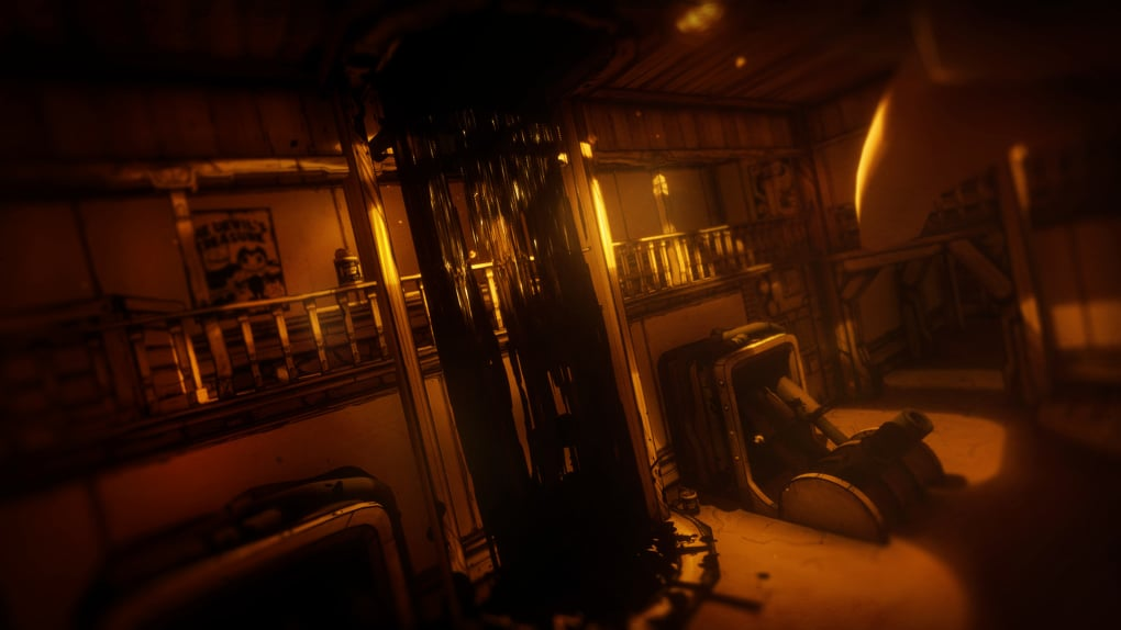 bendy and the ink machine chapter 4 pc download