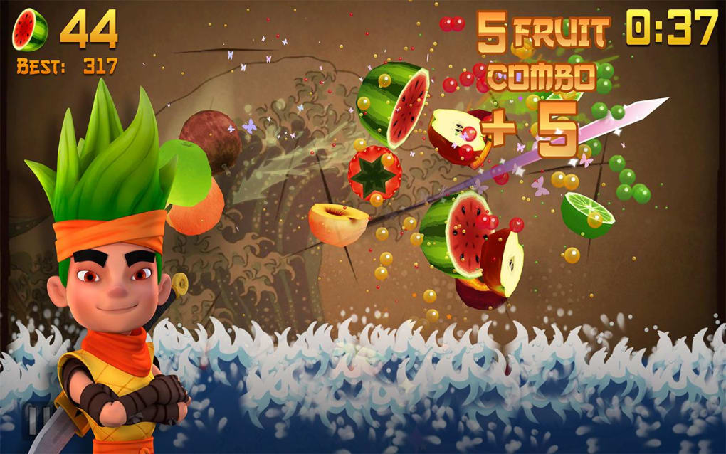Fruit Ninja Free Download Pc Full Highly Compressed Here