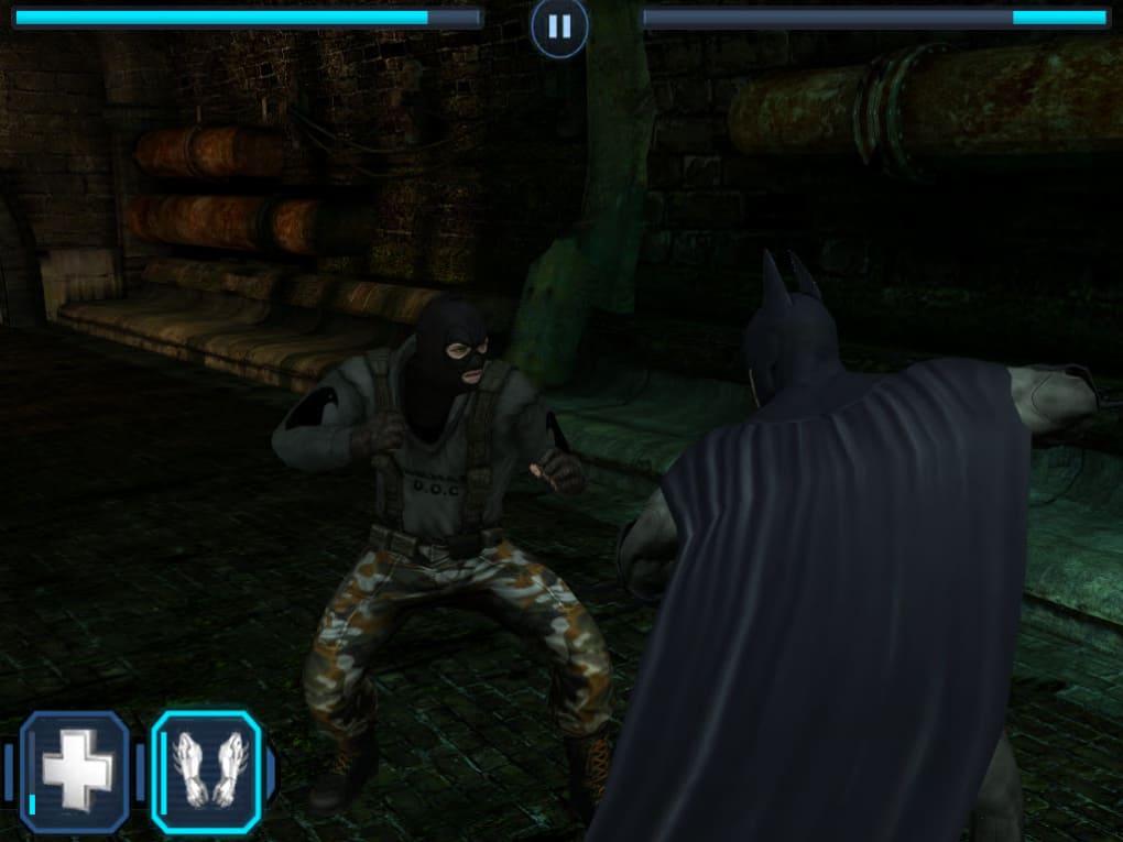 batman arkham city lockdown apk ios