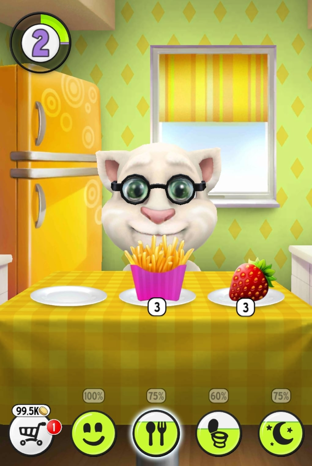 My Talking Tom for Android - Download