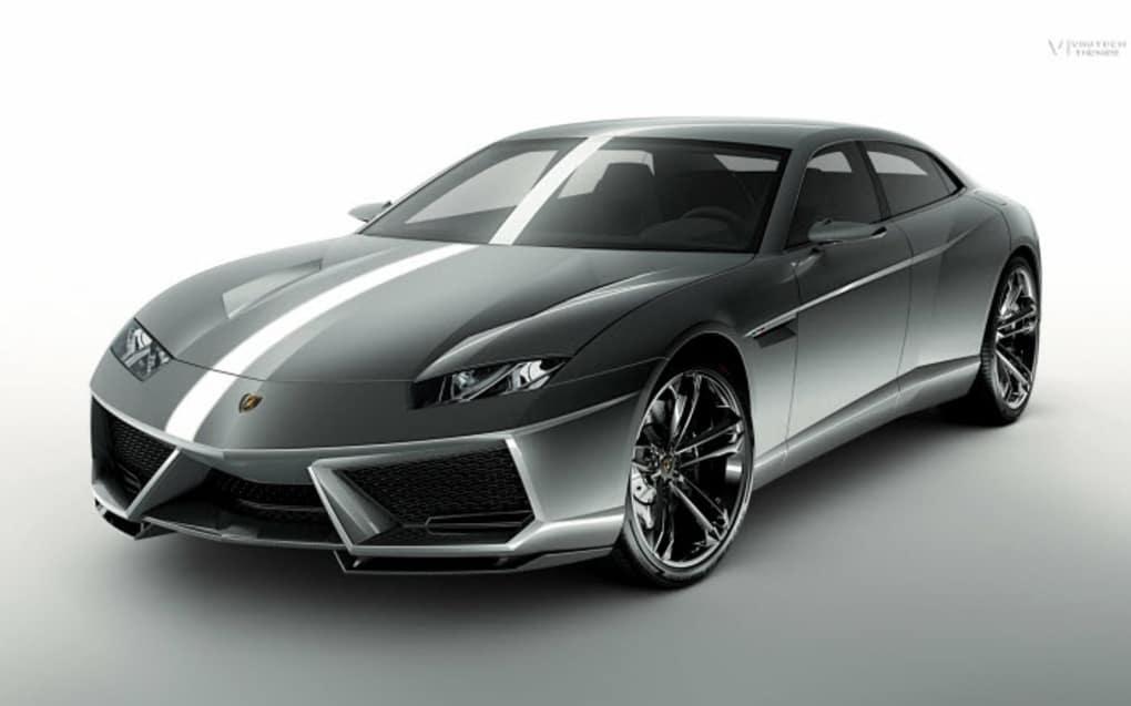 Windows 7 Lamborghini theme setup free