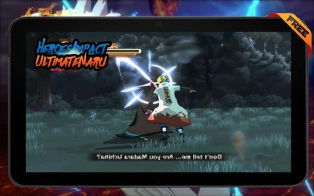 Ultimate Shipuden Ninja Heroes Impact Apk Untuk Android Unduh