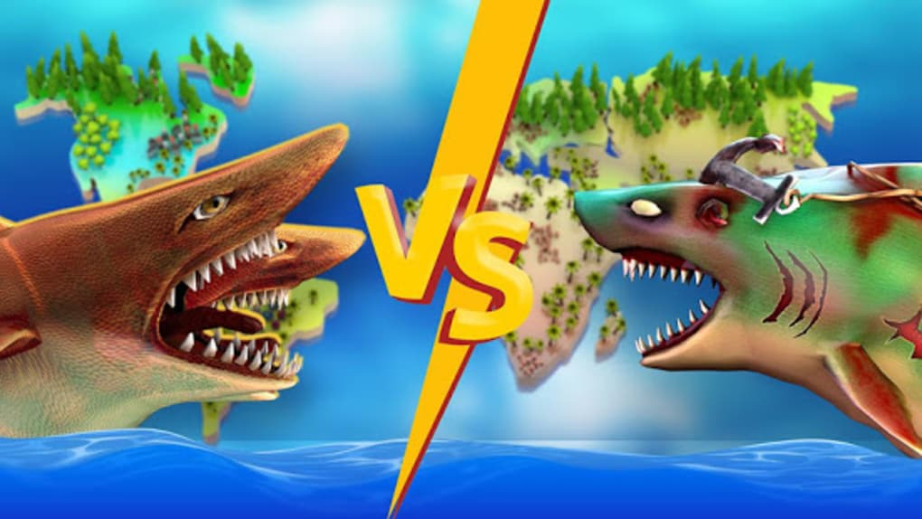 Double Head Shark Attack Multiplayer Unreleased for Android - Download