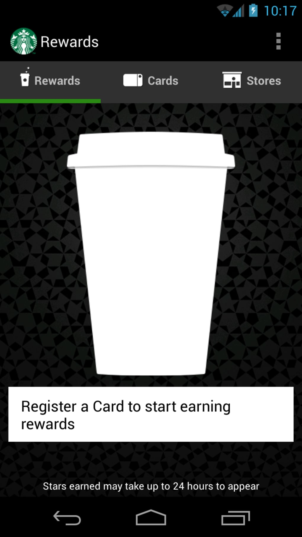 Starbucks Drink Creator App