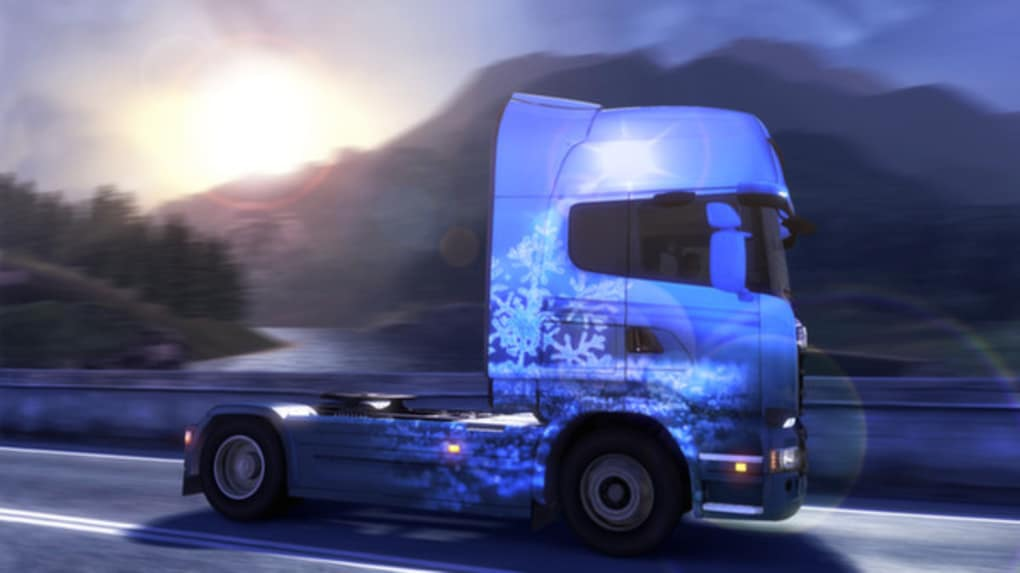 Euro Truck Simulator 2 - Ice Cold Paint Jobs Pack - Download