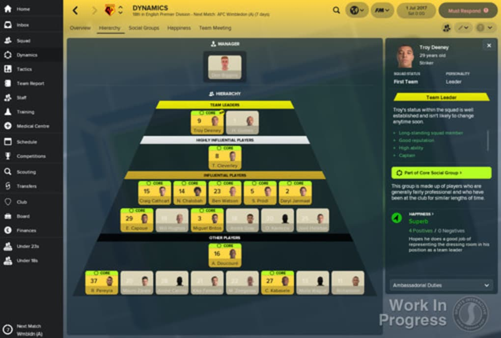 Football Manager 2018 For Mac Download