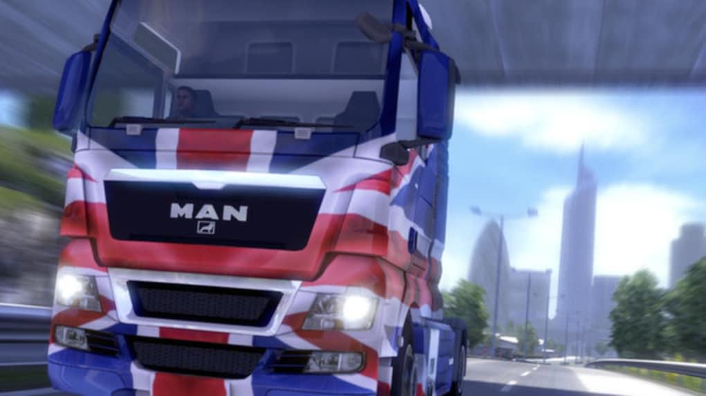 Euro Truck Simulator 2 - UK Paint Jobs Pack - Download