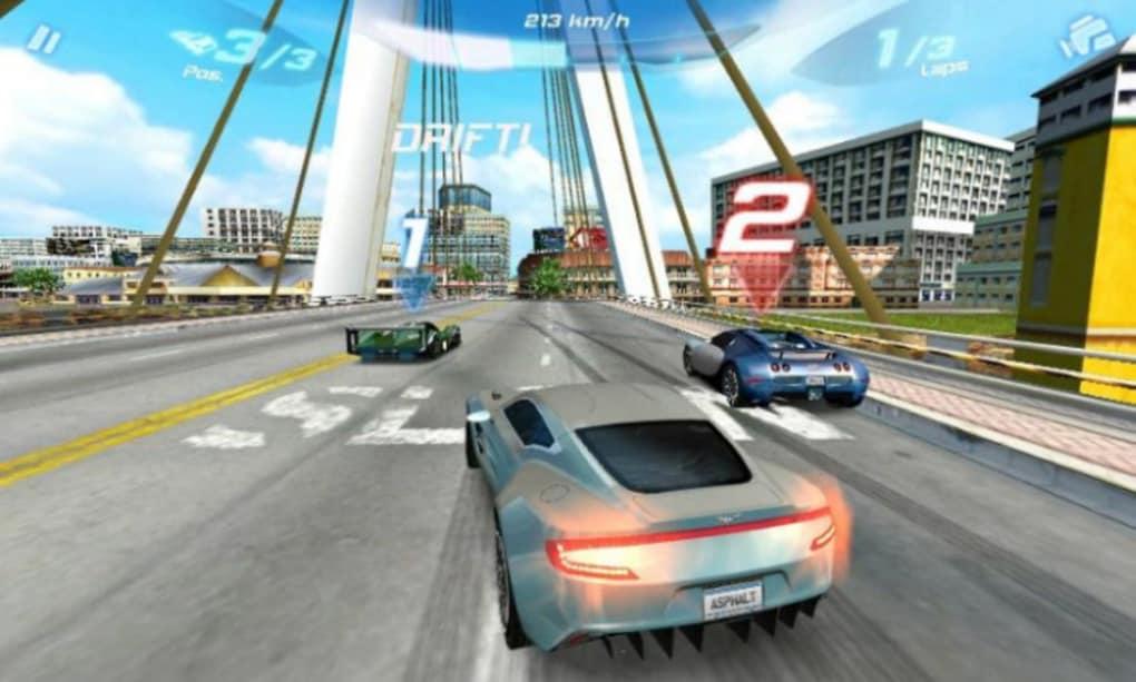 Asphalt 6 Adrenaline Hd For Android Download