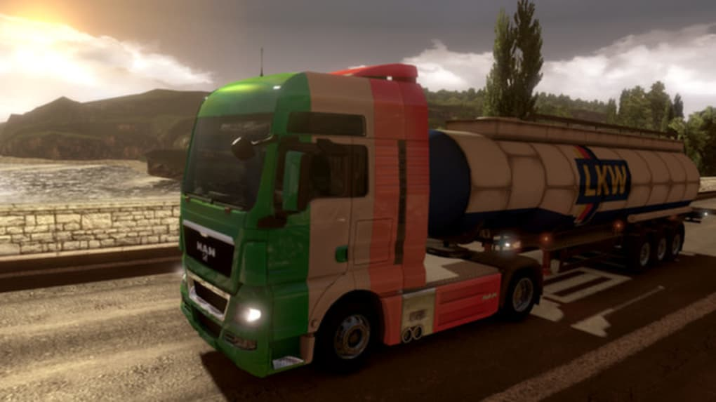 Euro Truck Simulator 2 - Irish Paint Jobs Pack - Download