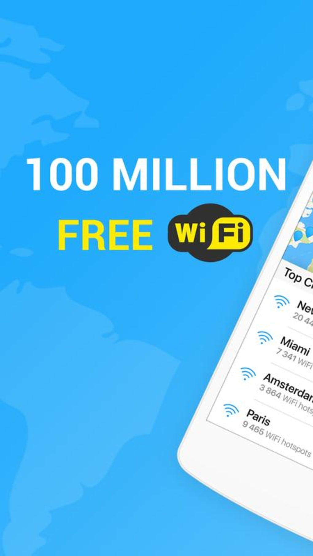 WiFi Map for Android - Download