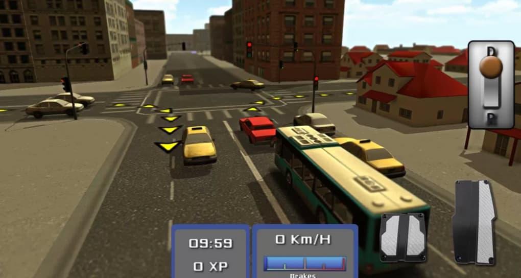 3d rij simulator