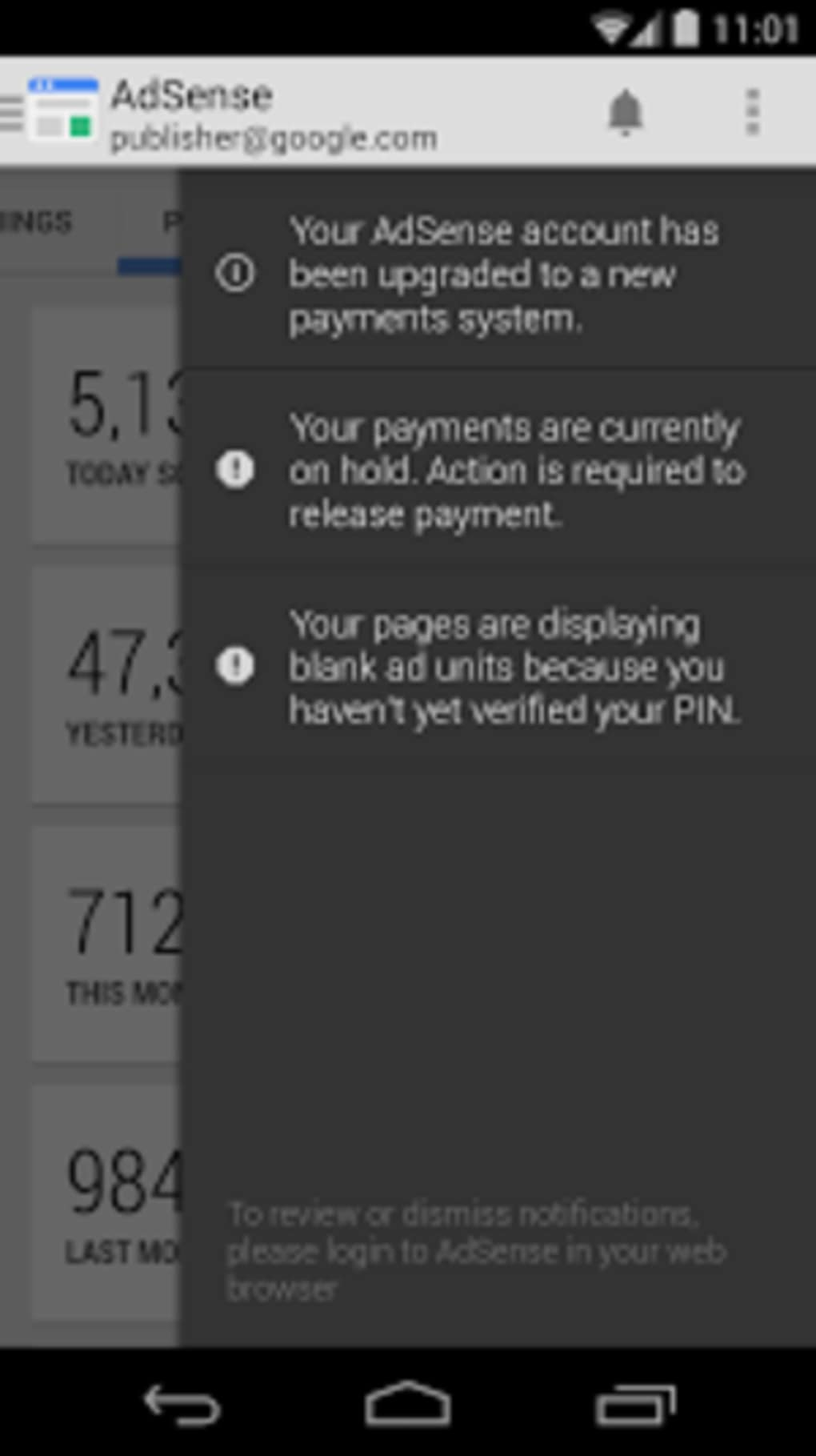 Google Adsense For Android Download