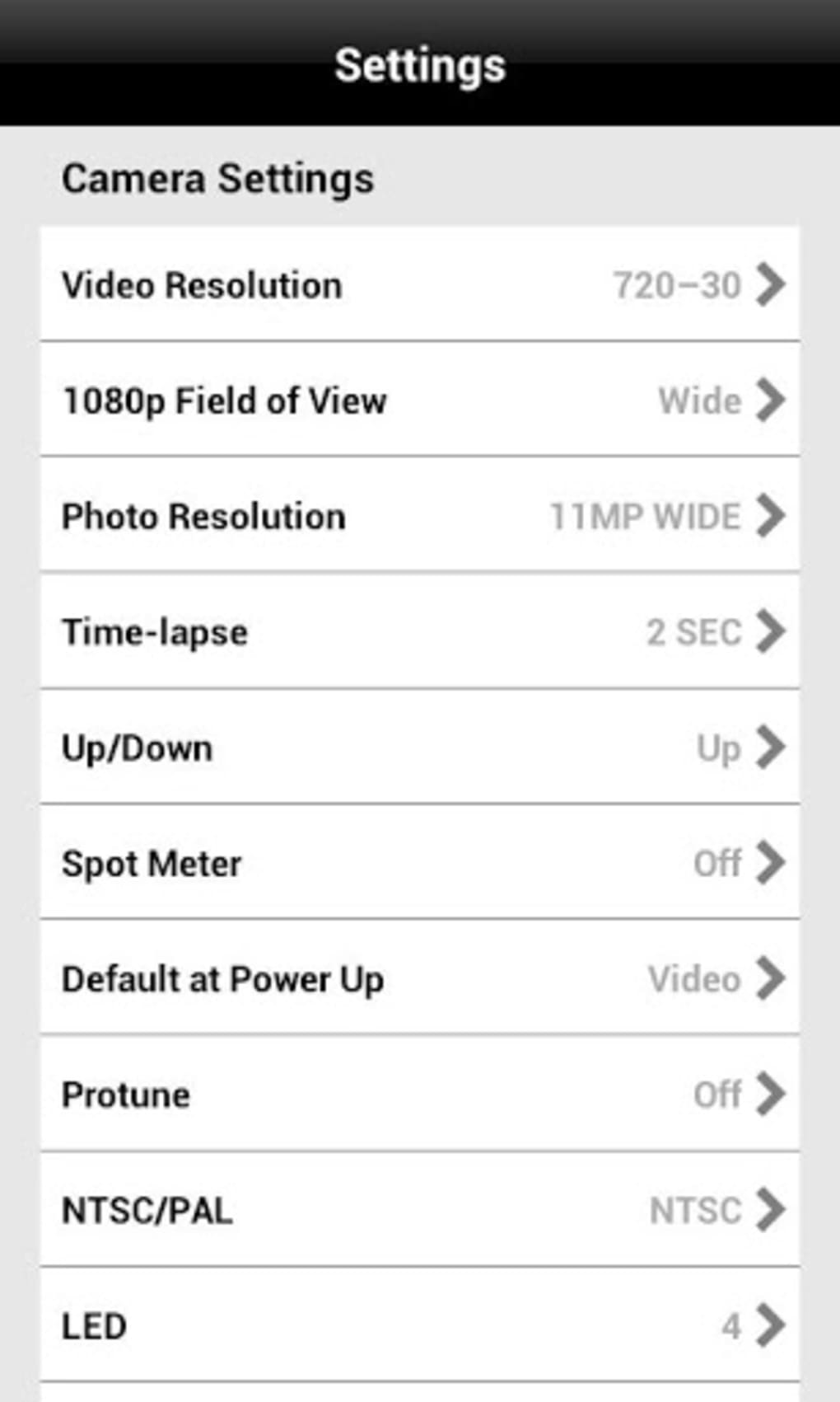 GoPro App for Android - Download