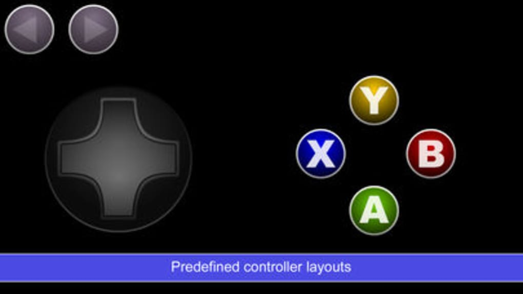 Gamepad - Use phone as PC Xbox 360 controller for iPhone ...Xbox 360 Controller App