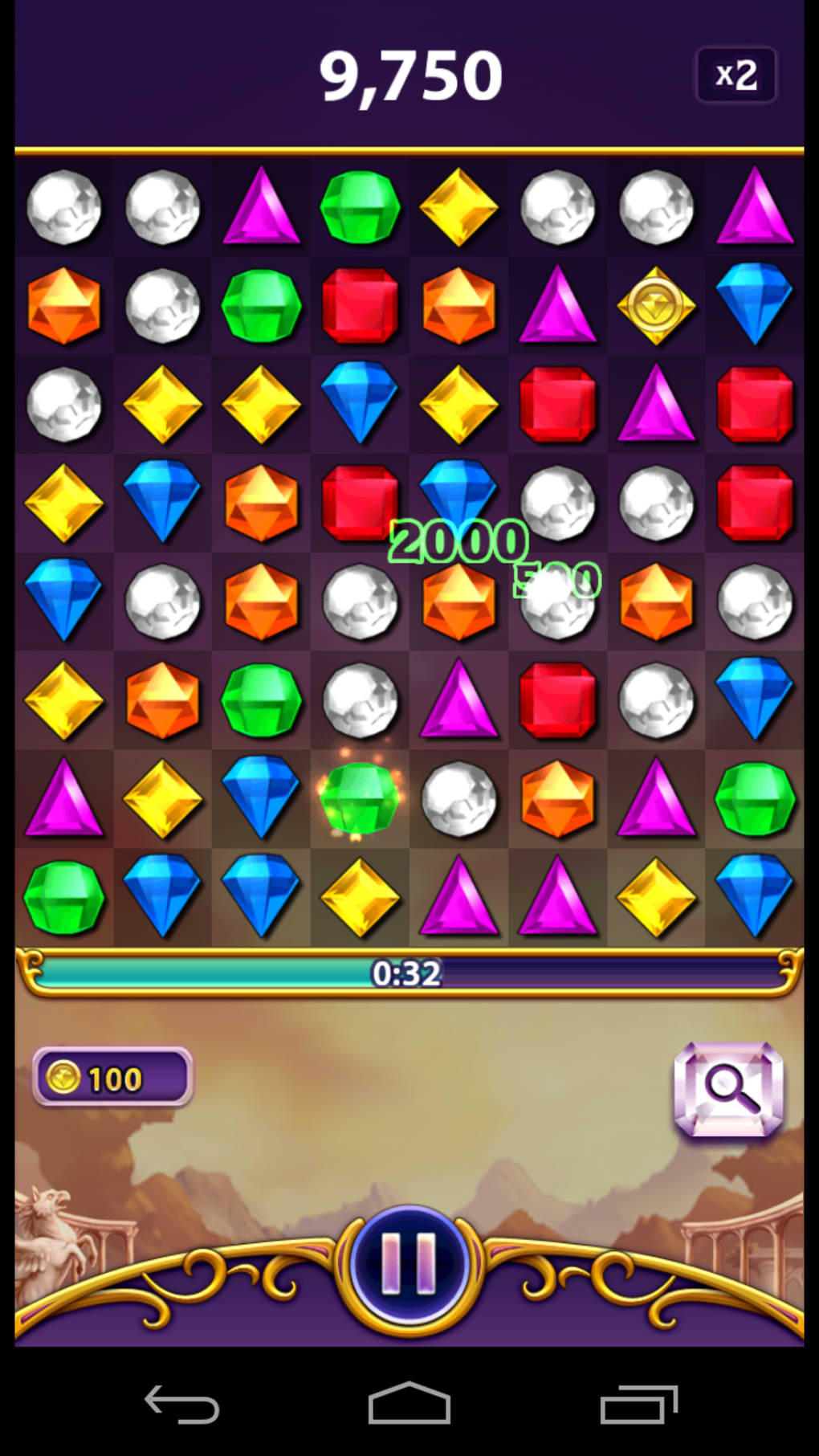 Download Bejeweled For Android