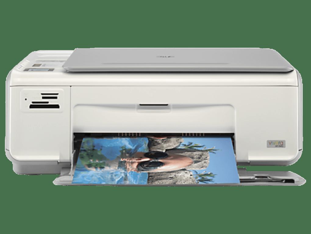 HP Photosmart C4240 Printer drivers