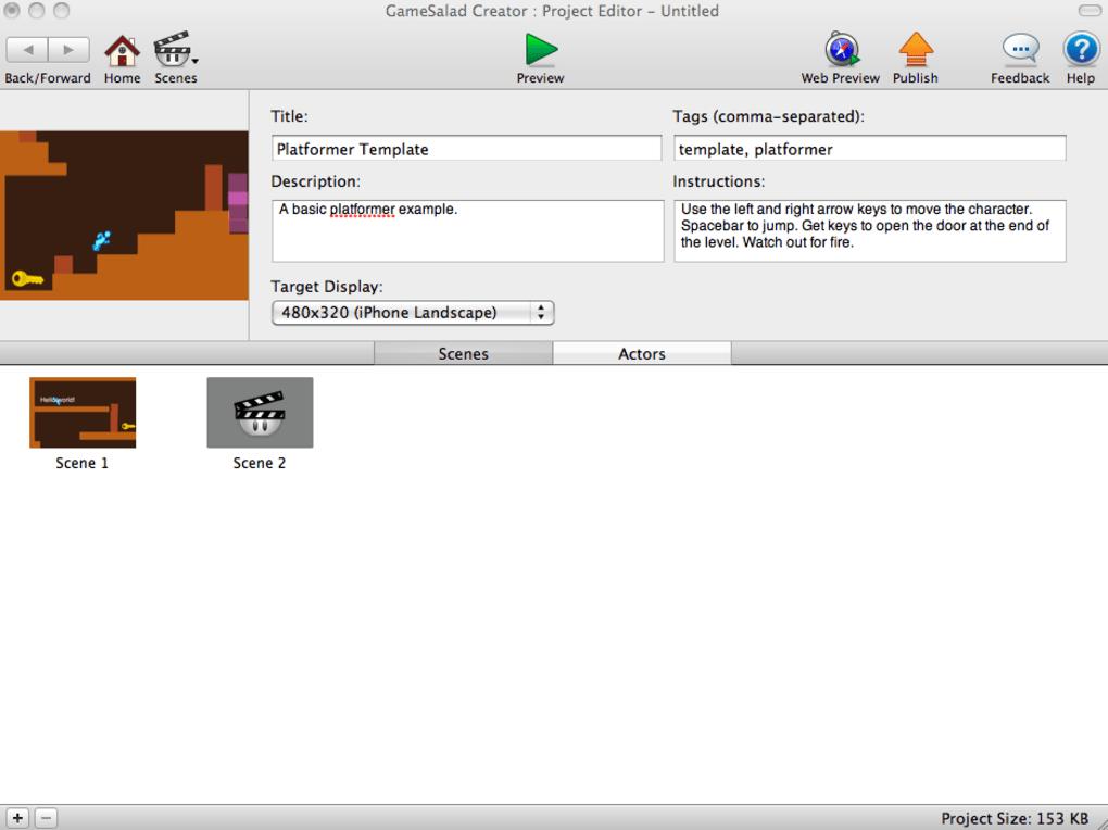 mac os x web application development