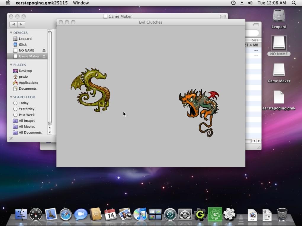 Game Maker For Mac Download