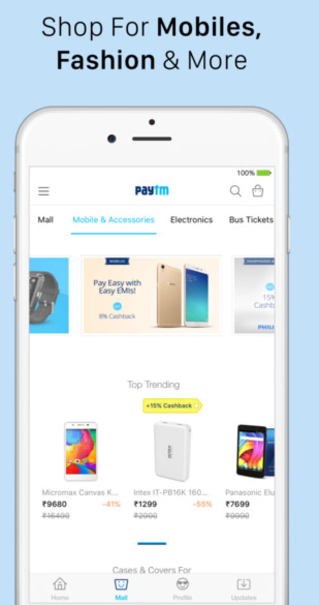 Payments, Wallet & Recharges for iPhone - Download