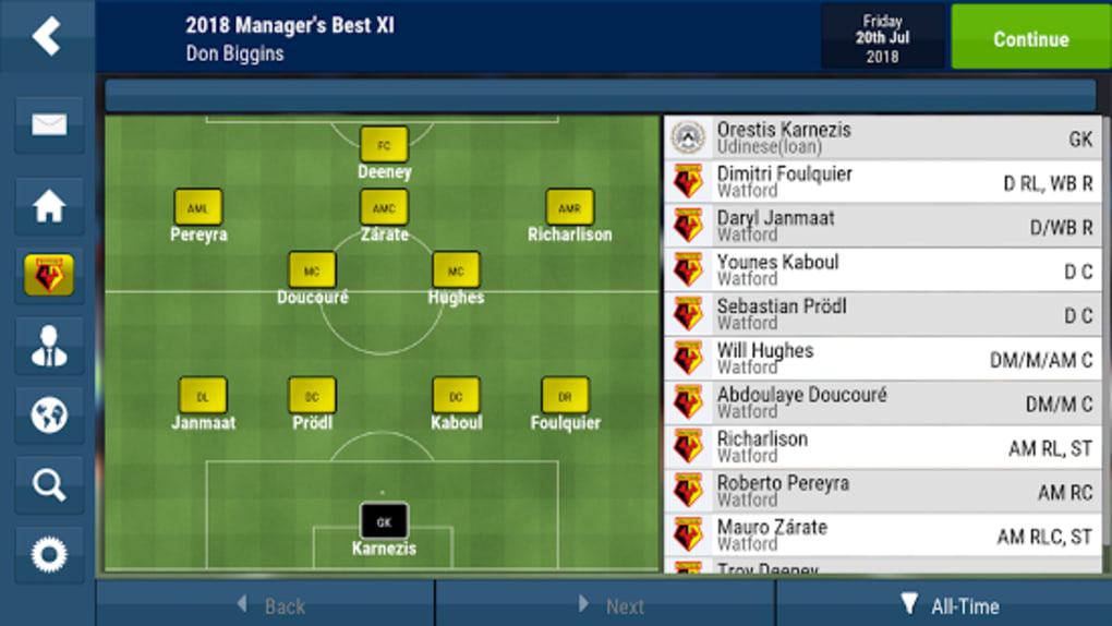 football manager 2018 free download indonesia