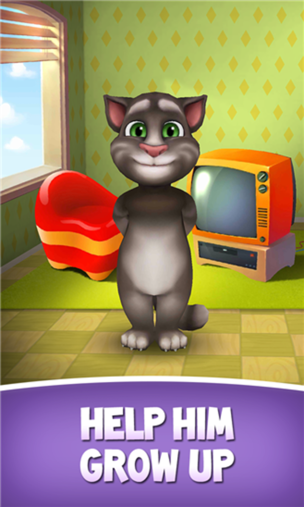 my talking tom for windows phone download