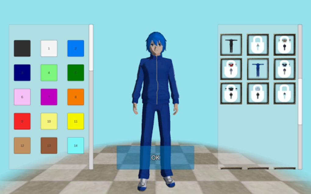 High School Simulator 2018 (Unreleased)