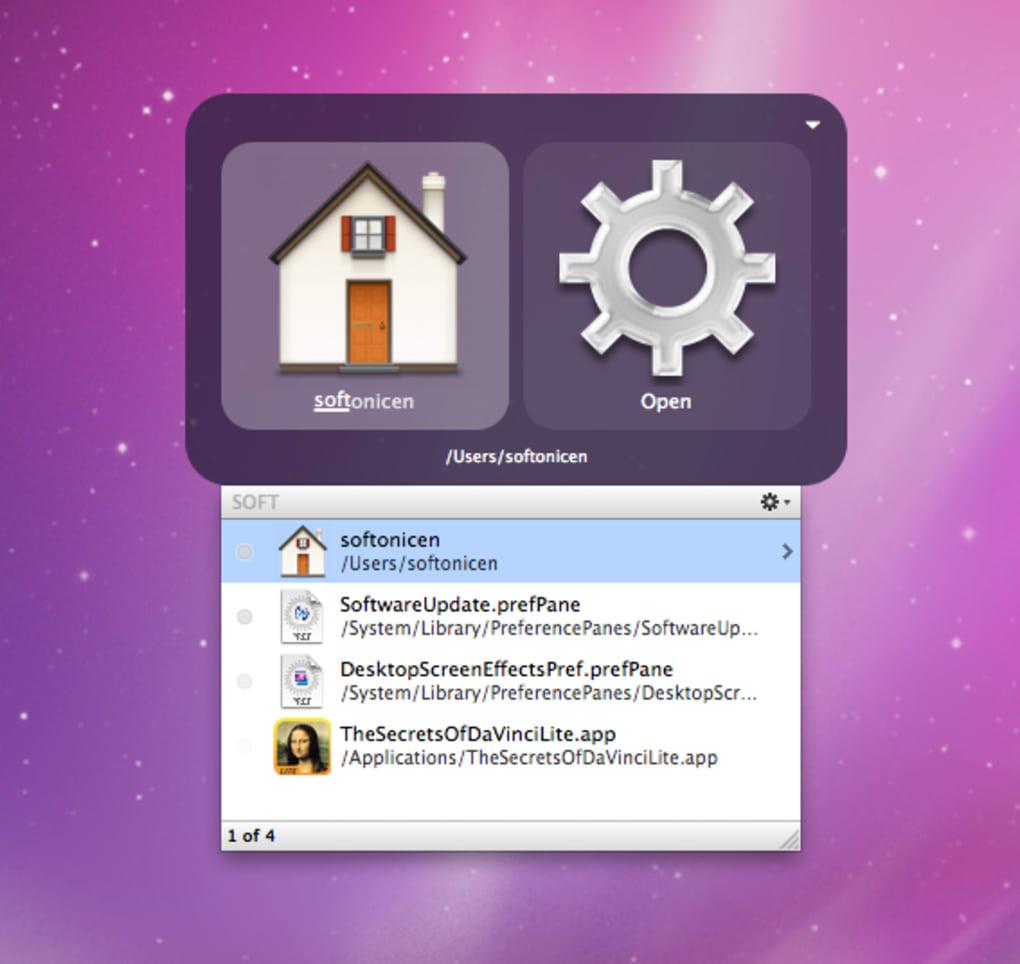 Quicksilver for Mac - Download