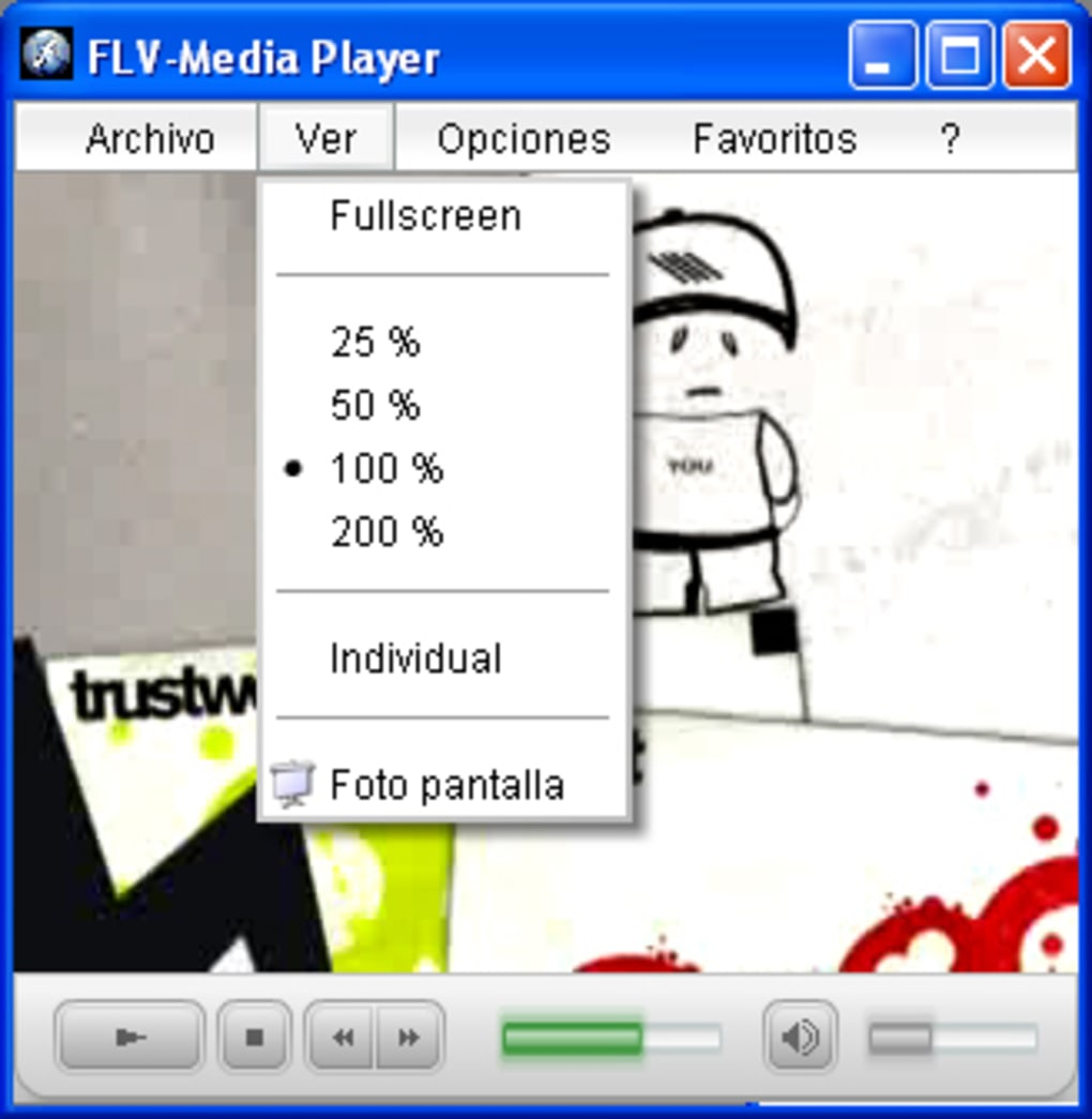 flv media player free download for windows 7