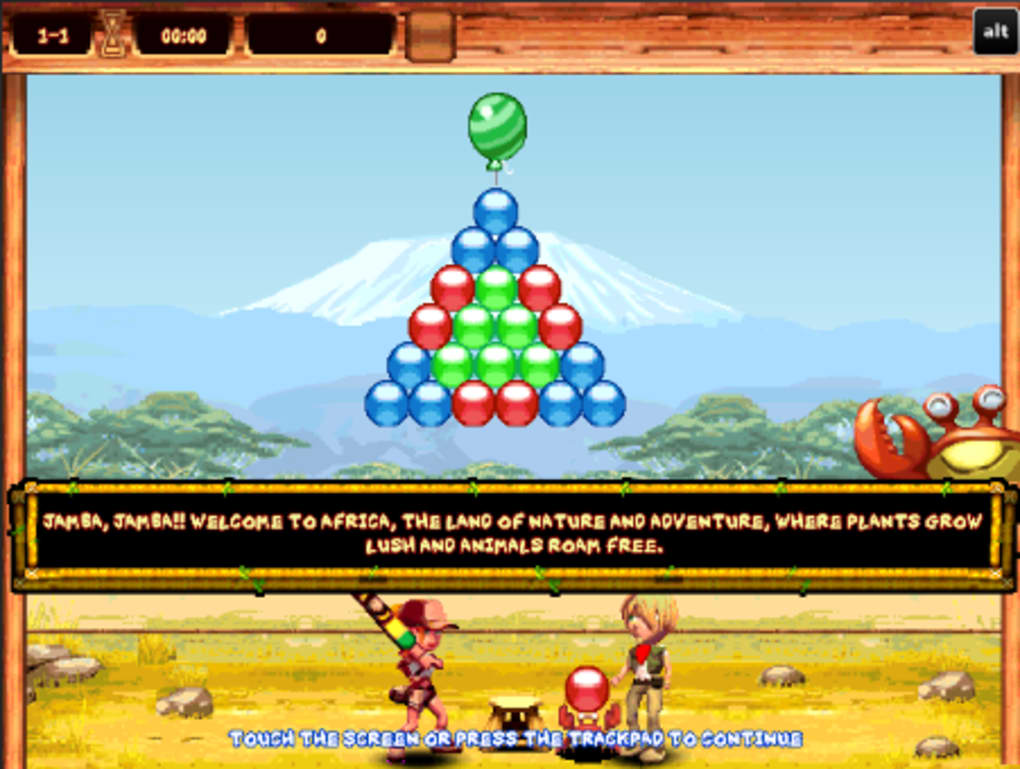 Bubble Bash Game - Play online at