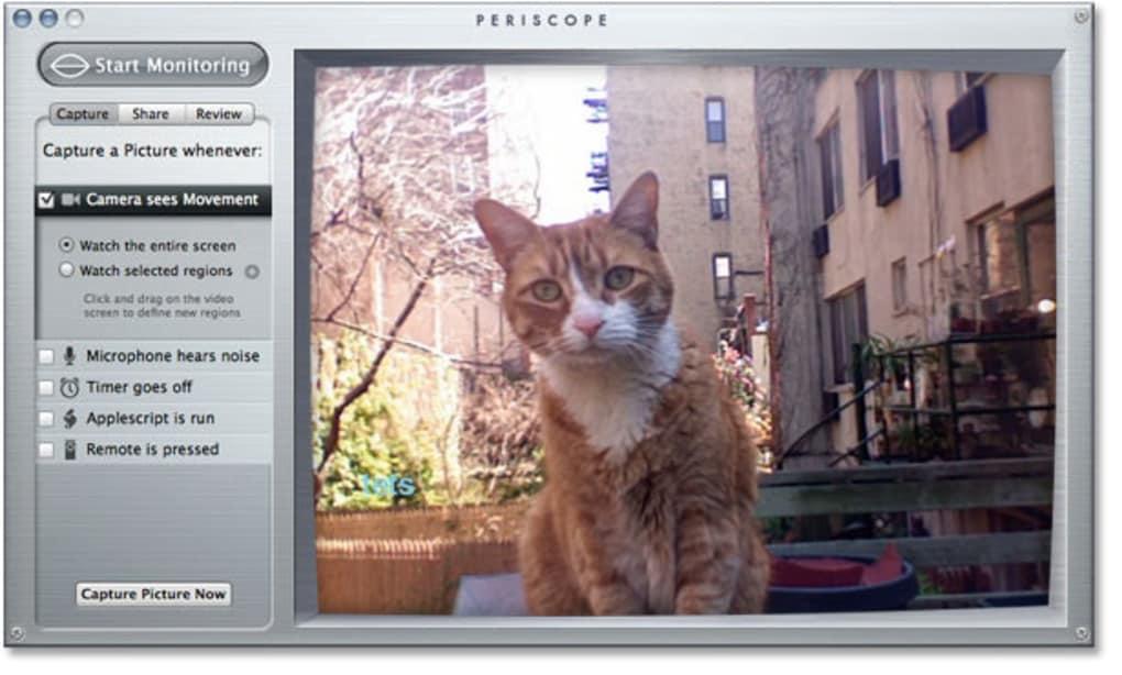 watch periscope on mac