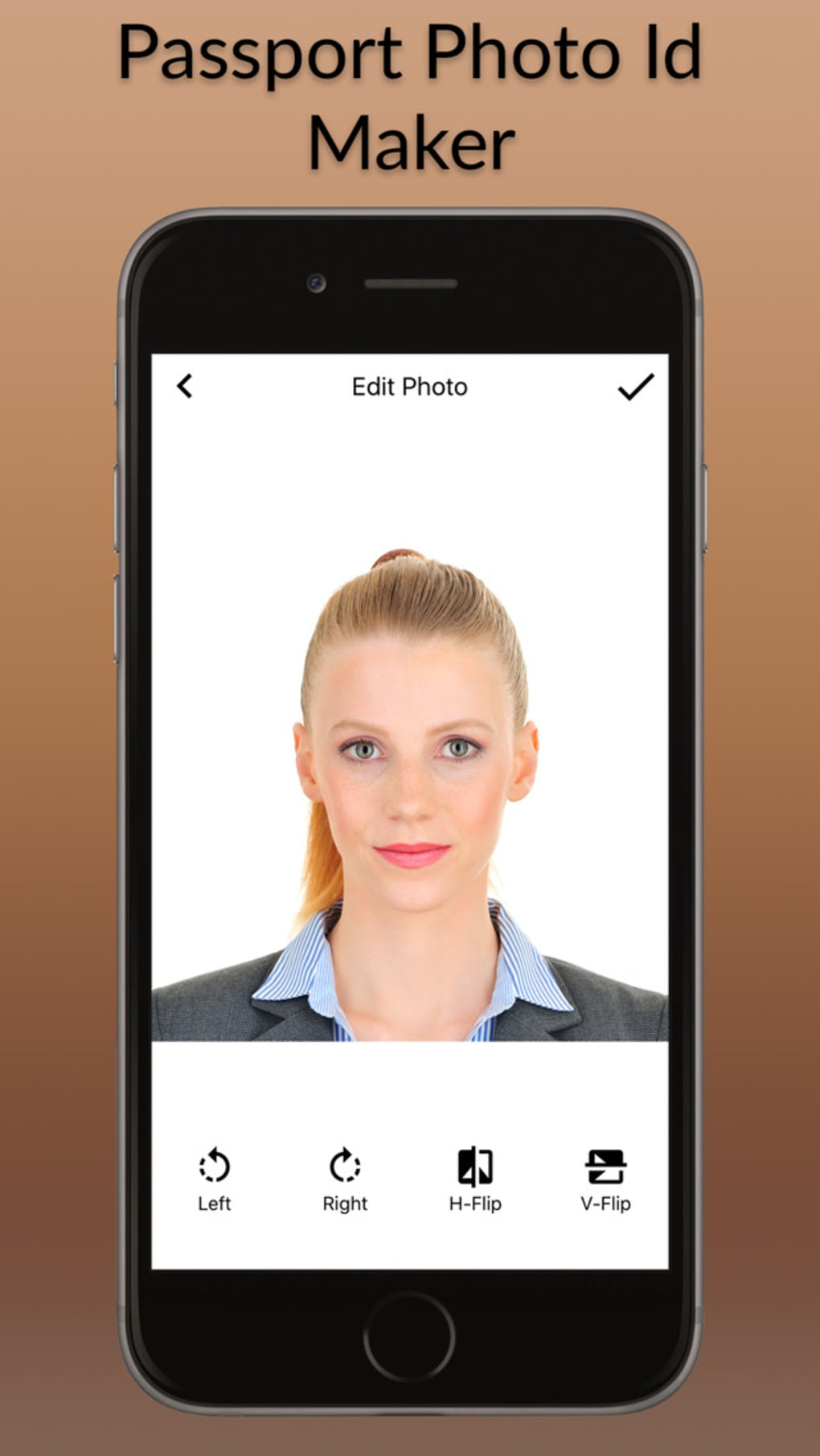 Passport ID Photo Maker Studio - Make Passport, VISA ready photos for use anywhere