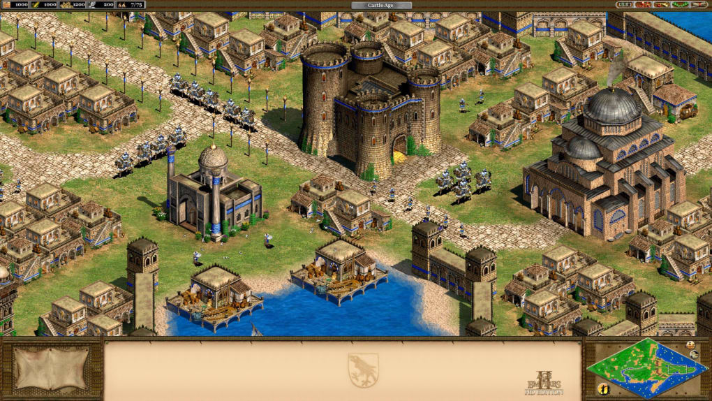 age of empires 2 hd free download for pc
