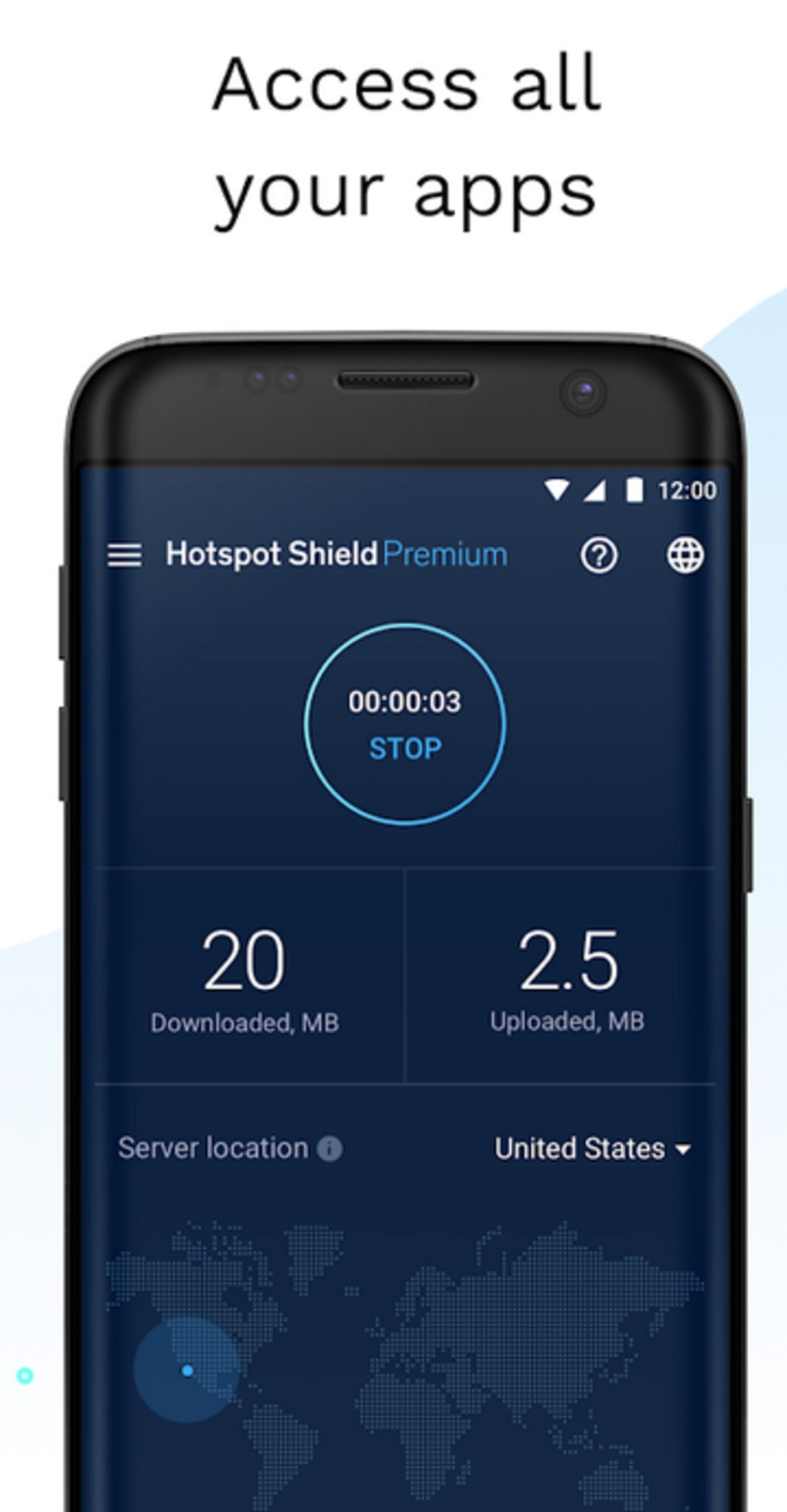 iphone hotspot app hotspot shield vpn amp proxy for android 11932