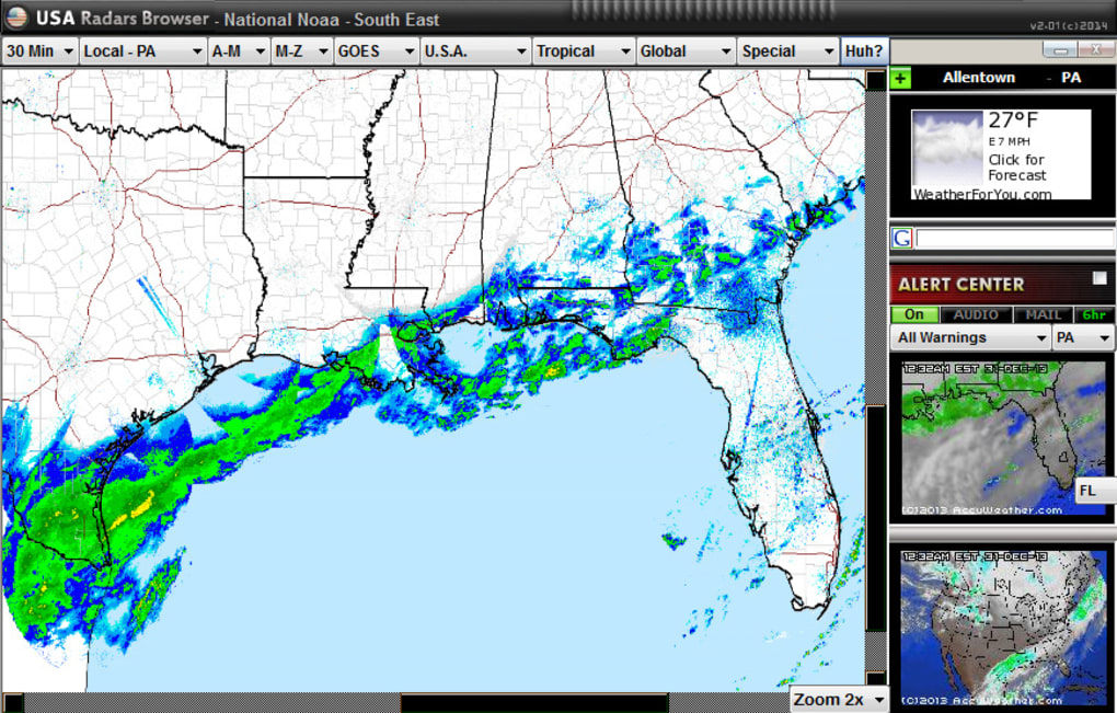 usa radar weather browser