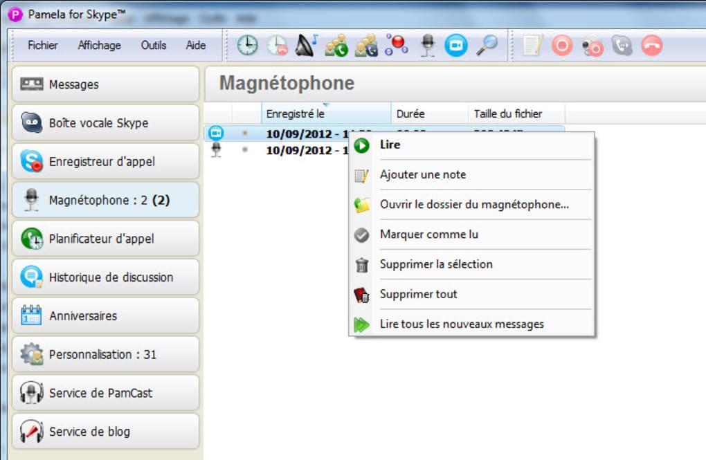TÉLÉCHARGER MAGNETOPHONE WINDOWS XP