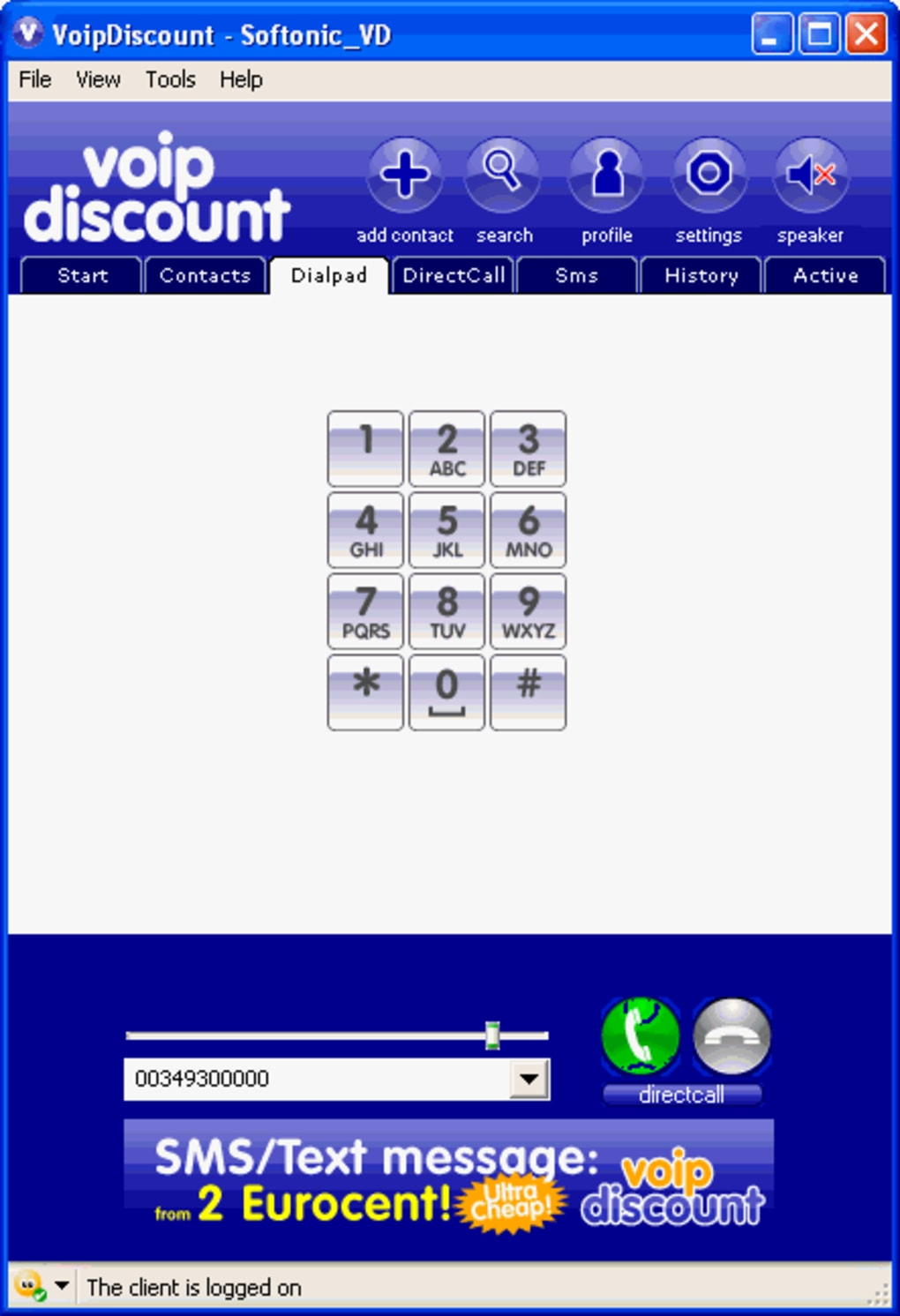 voipdiscount nouvelle version