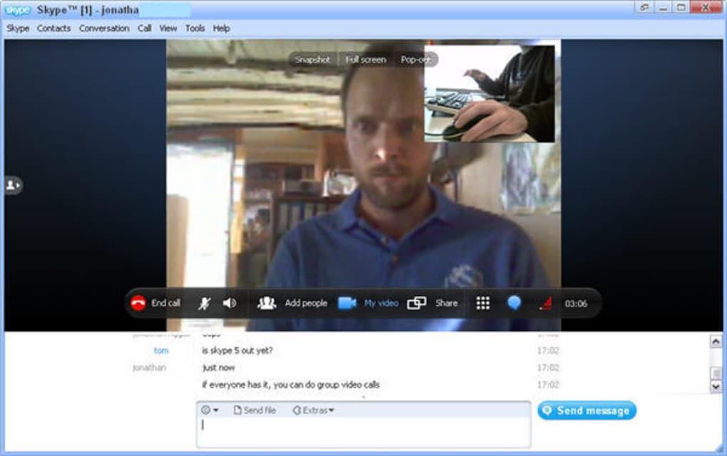 Skype Portable - Download