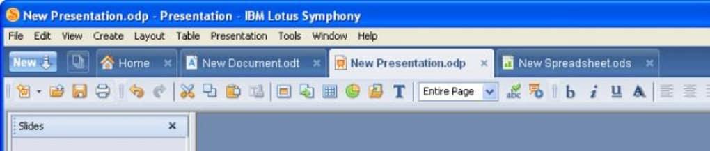 Lotus Symphony Download