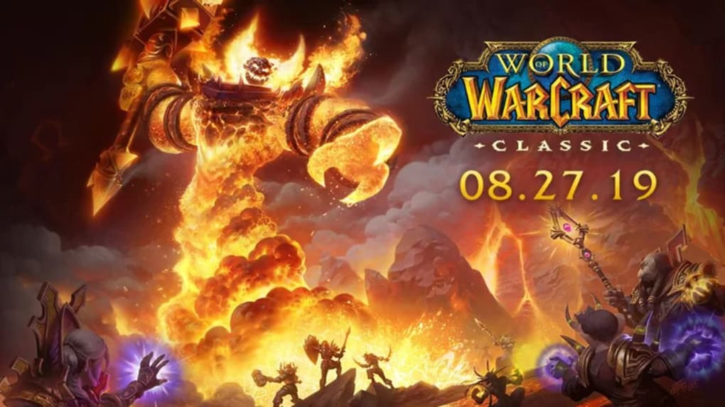 World of Warcraft Classic - Download