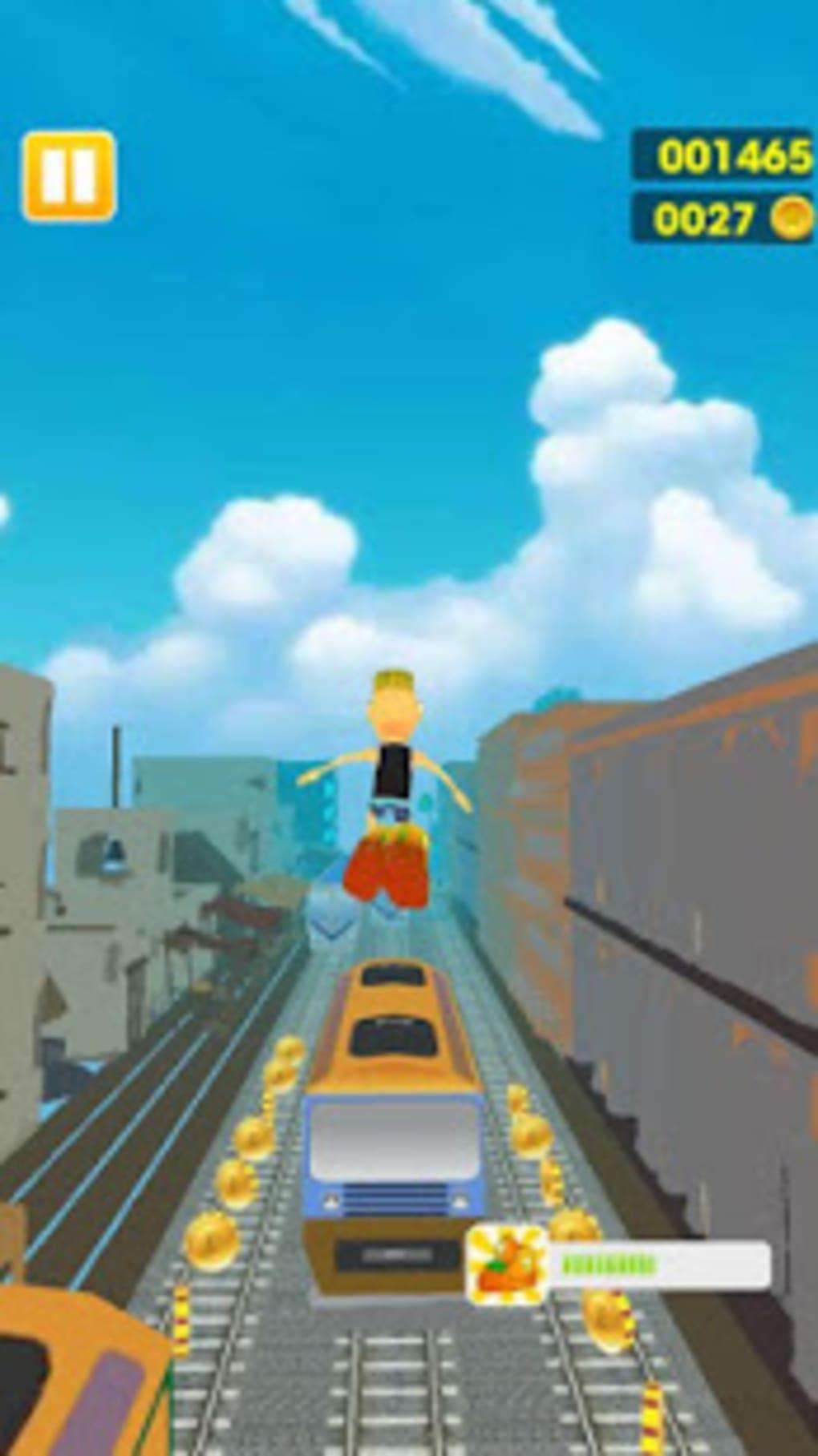 3D Train Surf Plus لنظام Android - تنزيل