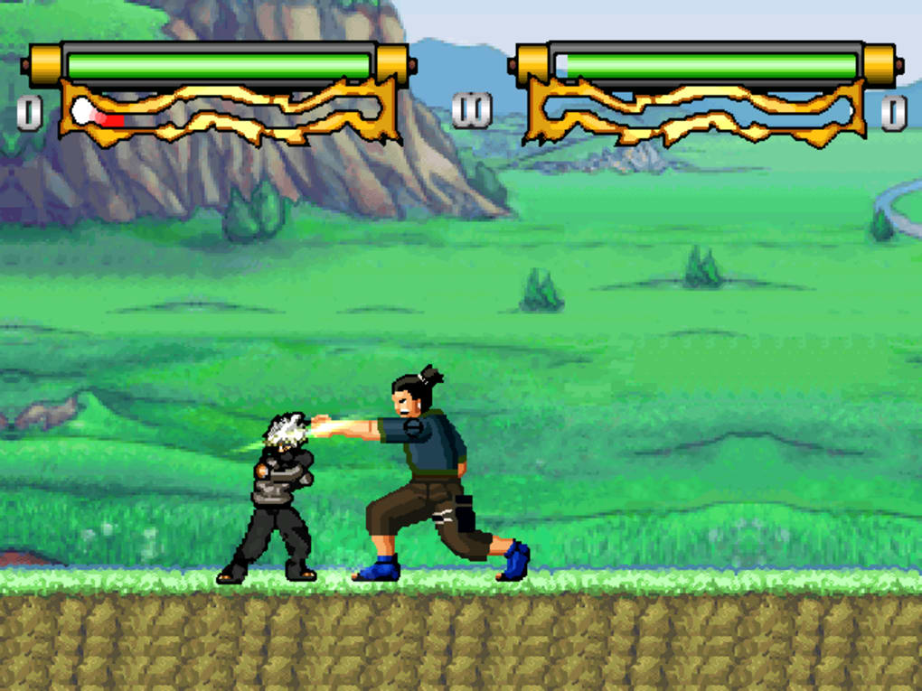 Naruto Mugen - Download