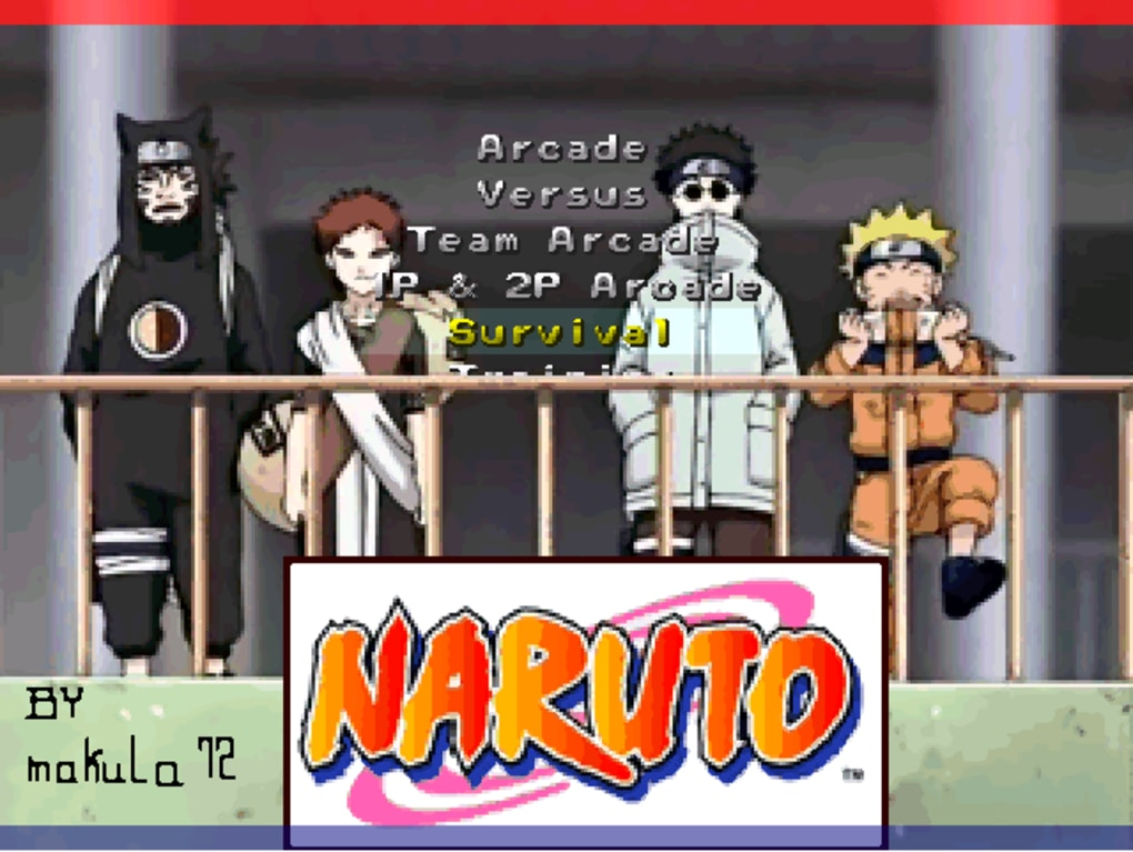 download naruto mugen pc