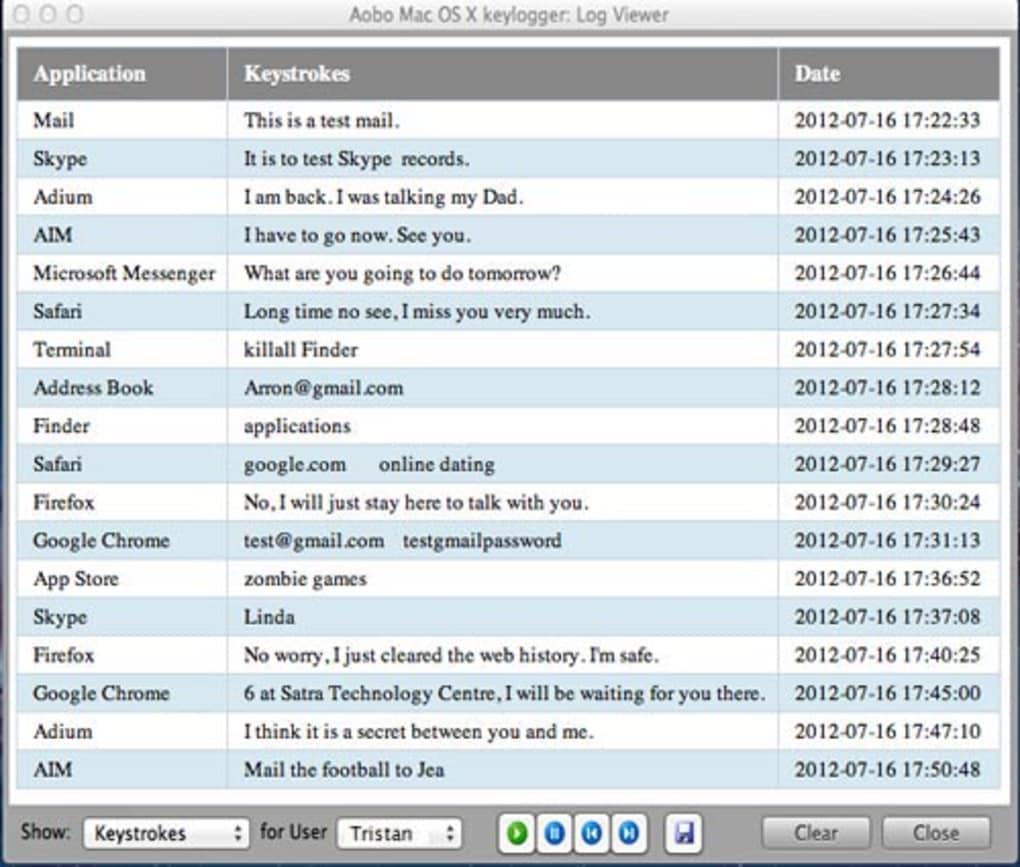 download keylogger full